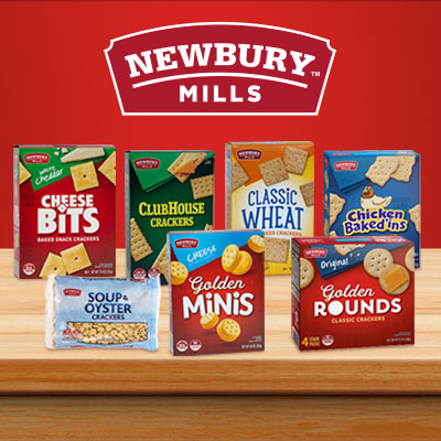Newbury Mills Crackers at Save A Lot Discount Grocery Stores