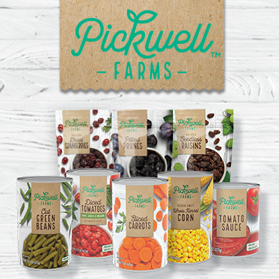 Pickwell Farms at Save A Lot Discount Grocery Stores