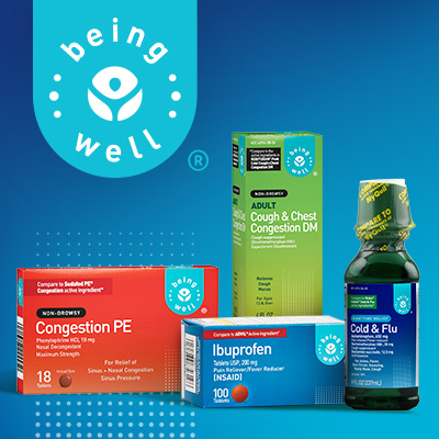 Being Well Products at Save A Lot Discount Grocery Stores