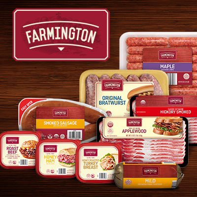 Farmington Crafted Meats and Snacks at Save A Lot Discount Grocery Stores