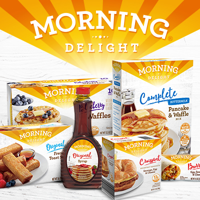 Morning Delight products at Save A Lot discount Grocery Stores
