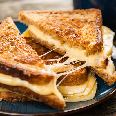 picture of a grilled cheese sandwich by Save A Lot