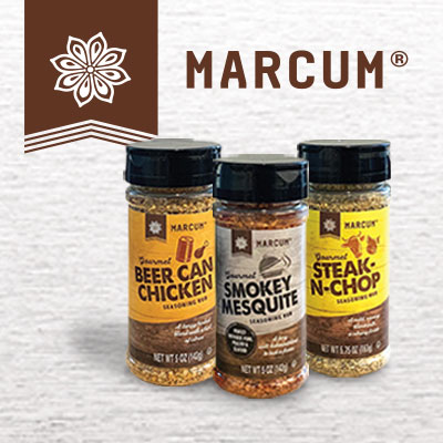 Marcum Seasonings and Spices at Save A Lot Discount Grocery Stores