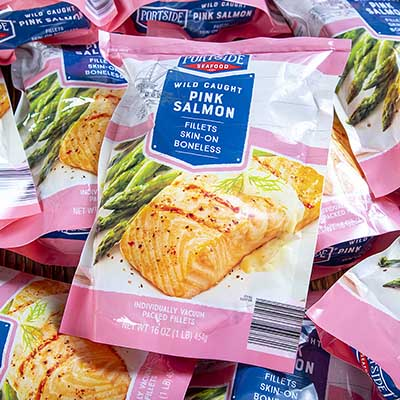 Portsome Pink Salmon by Save A Lot